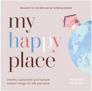 My Happy Place - A New Book by Rachel Fowler